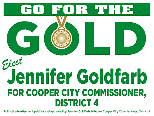 Goldfarb For Cooper City: General Fund