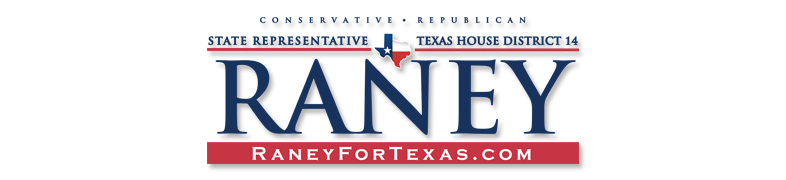John Raney Campaign: Raney for Texas