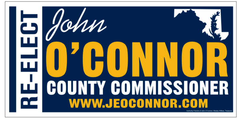 Friends of John OConnor: Election 2018