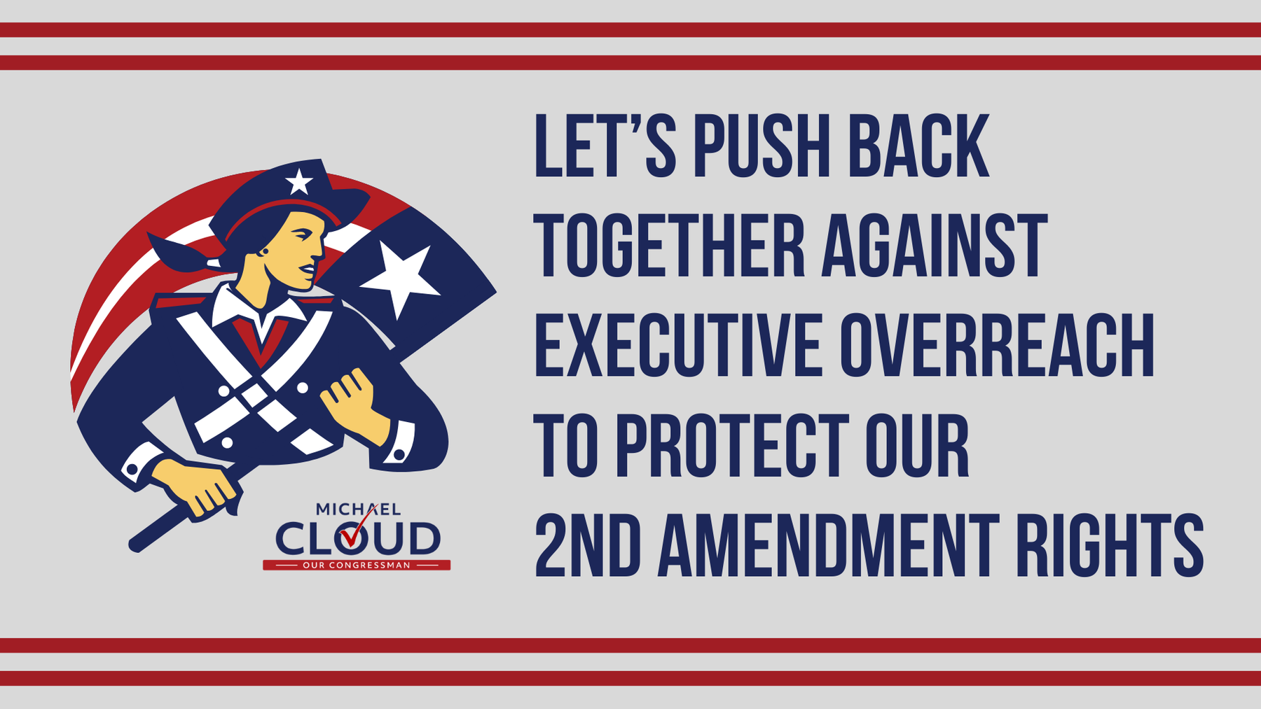 Cloud for Congress: 2A Campaign