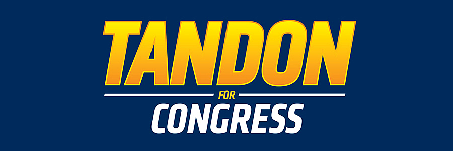 Tandon for Congress: General Fund
