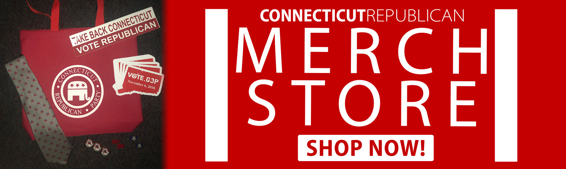 Connecticut Republicans: Web Store