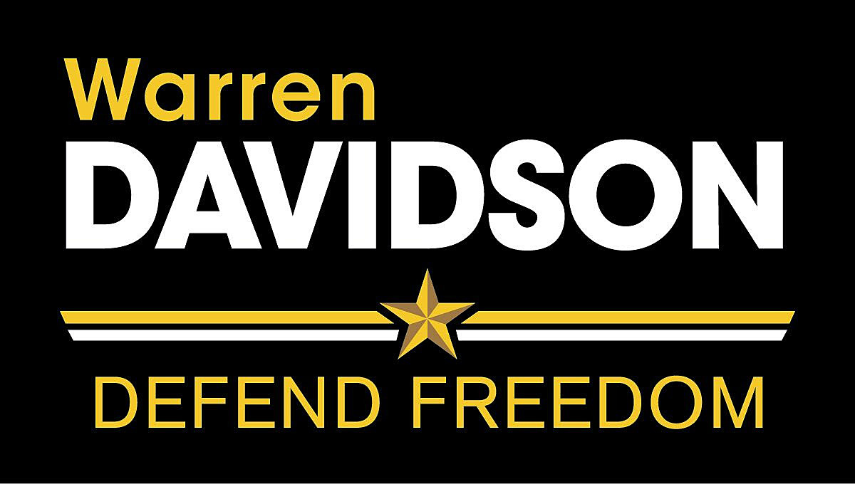 Davidson For Congress: General Fund