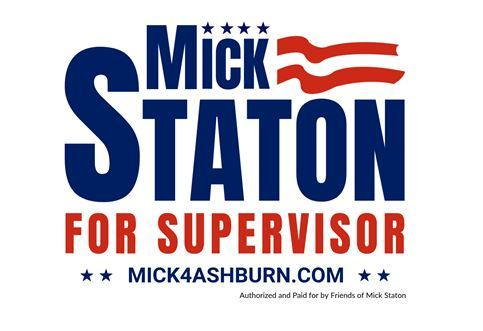 Friends of Mick Staton: General Fund