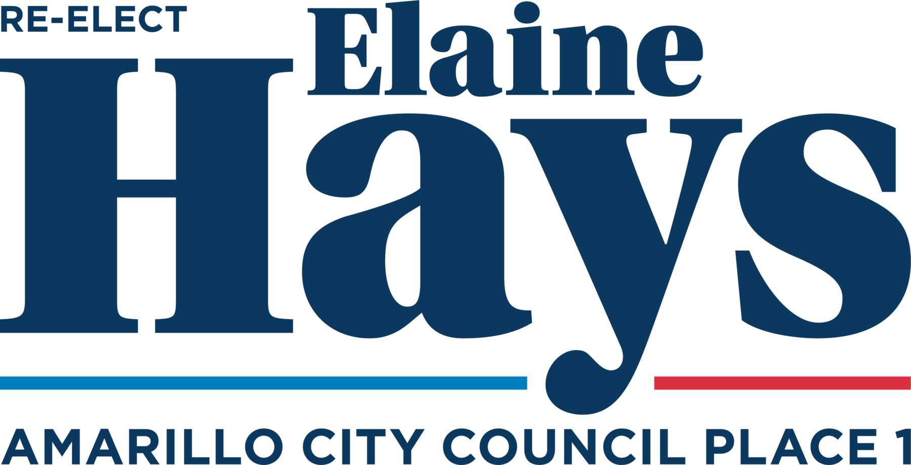 Elaine Hays for Amarillo City Council Place 1: General Fund