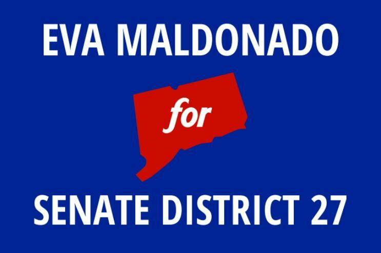 Eva Maldonado: Eva Maldonado For State Senate: Now For Us