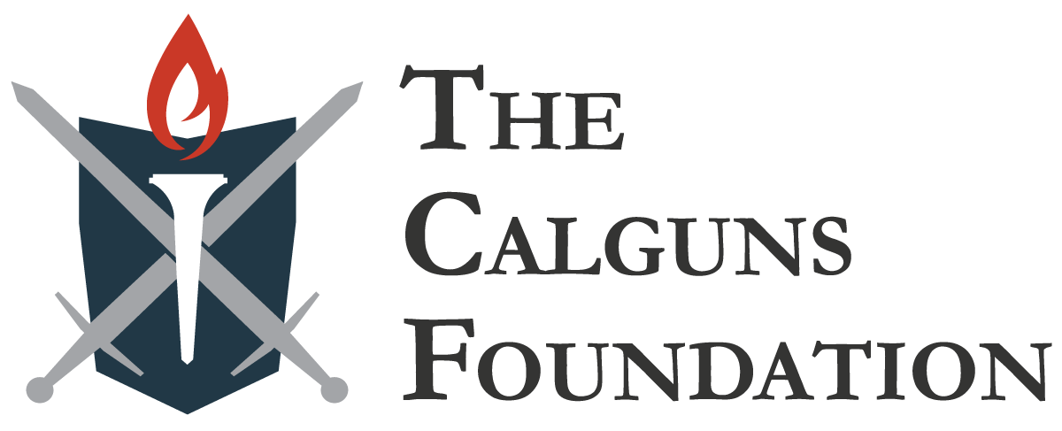 California Gun Rights Foundation: Support the Calguns Foundation