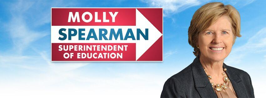 Spearman for Superintendent: New Campaign