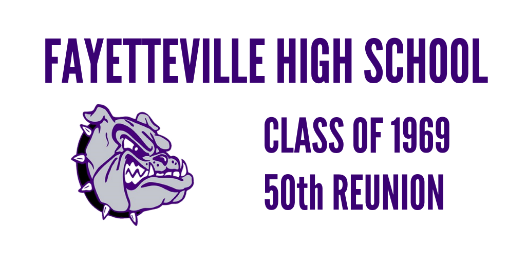 Fayetteville Public Education Foundation: Make a gift to class of 1969 Reunion