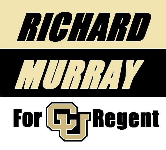 Murray for CU Regent: General Fund