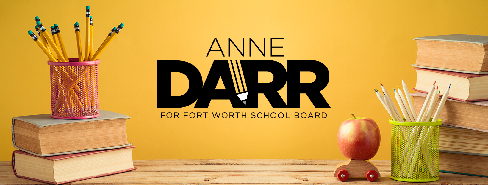Anne Darr: General Fund