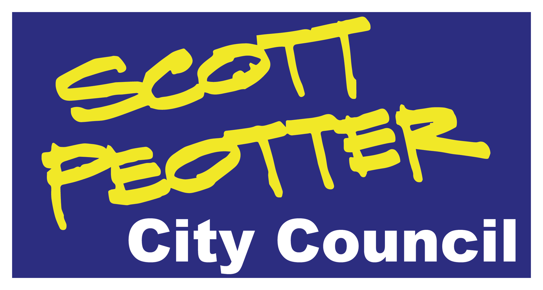Scott Peotter for City Council 2018: Scott Peotter for City Council