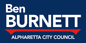 Ben Burnett for Alpharetta City Council: Donate