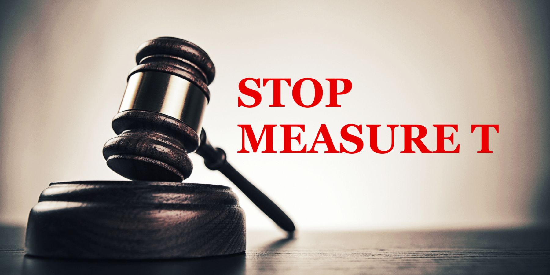 Sustainable Community Alliance: Stop Measure T Legal Fund