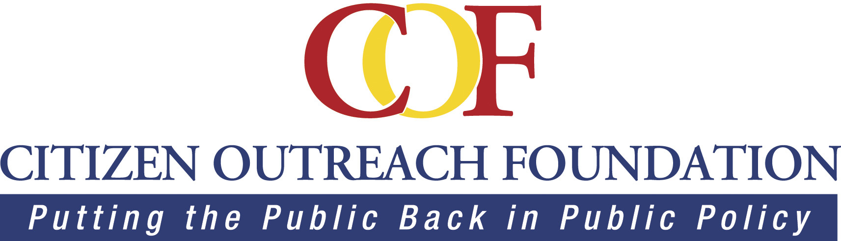 Citizen Outreach Foundation, Inc.: New Campaign