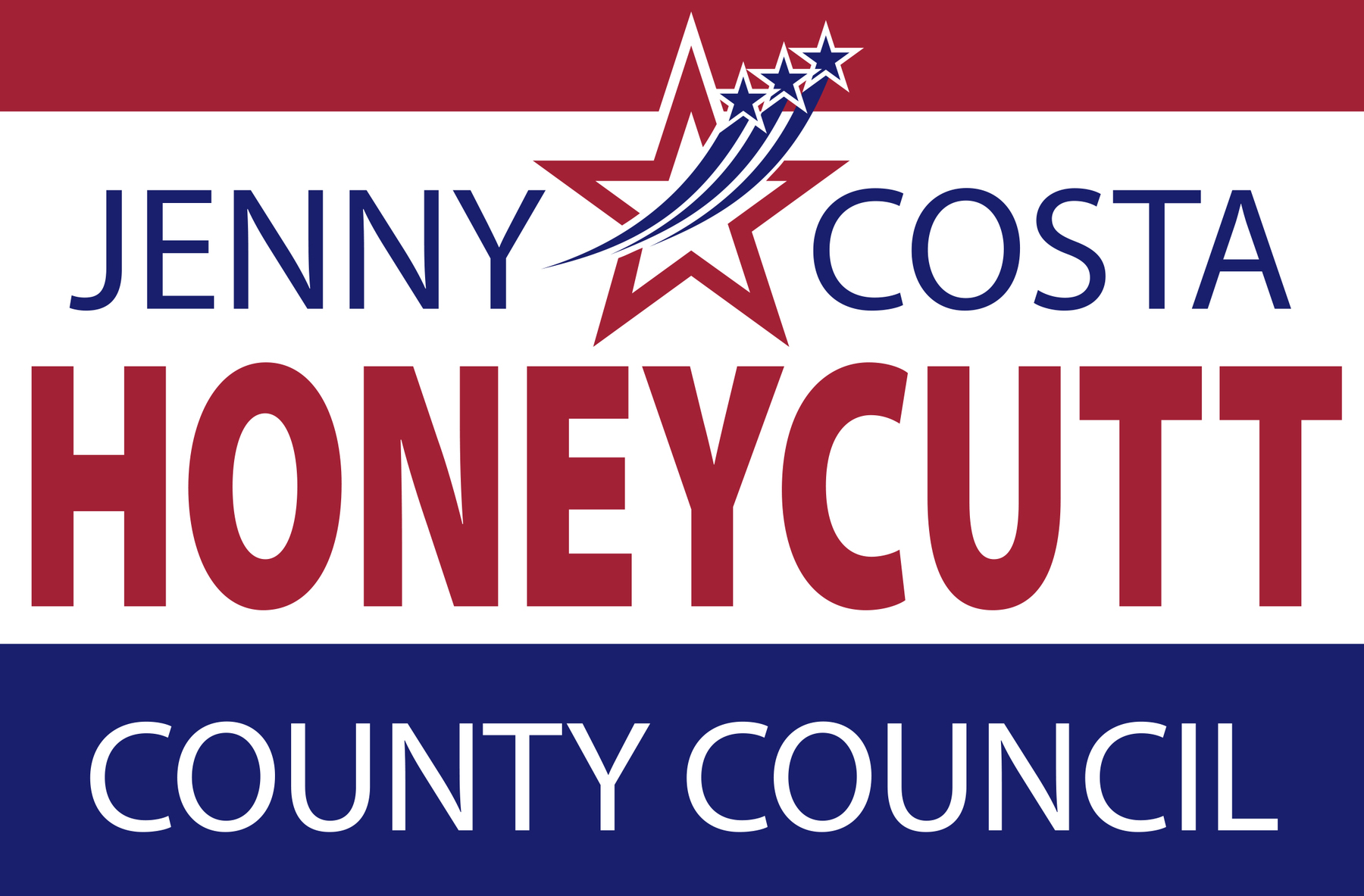 Honeycutt for Council: 2018 Primary  Campaign