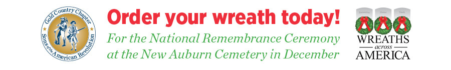 Gold Country SAR: Wreaths Across America