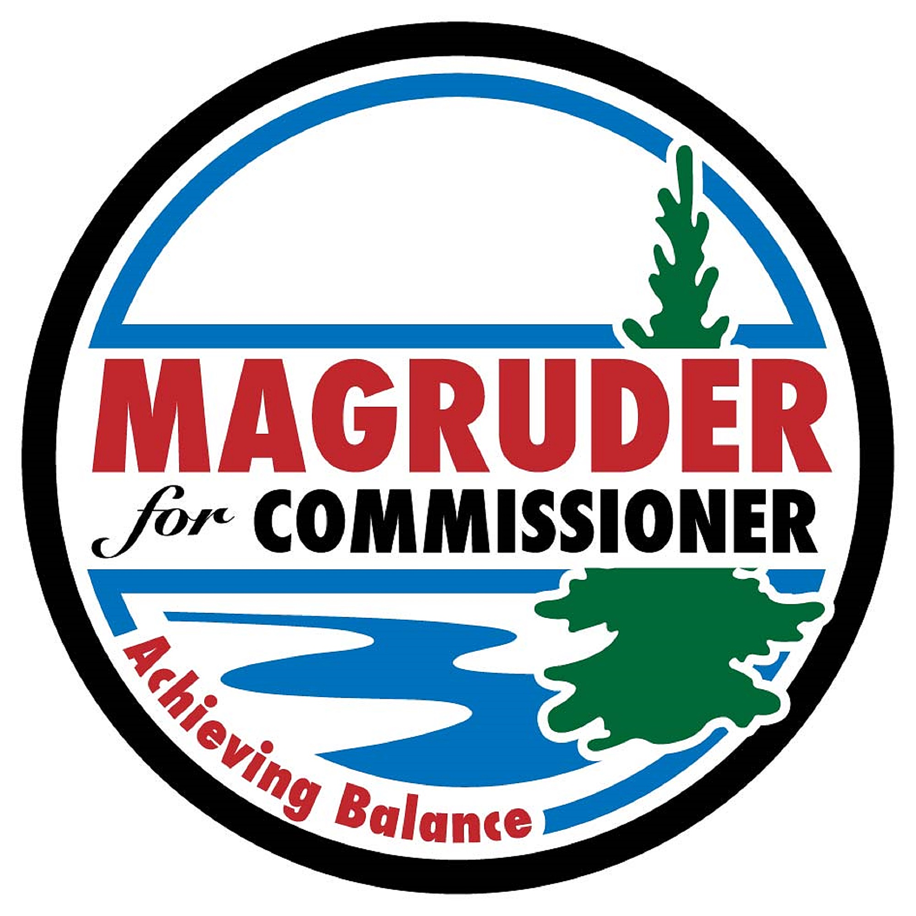 Magruder for County Commissioner: 2020 Primary
