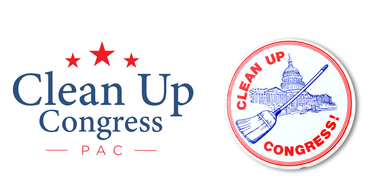 Clean Up Congress PAC: Website Embedded