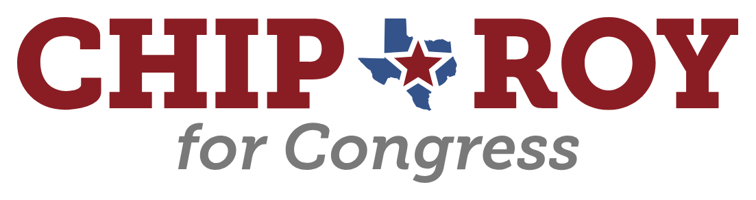 Chip Roy for Congress: Chip 10/9 Warren Texas Mailchimp