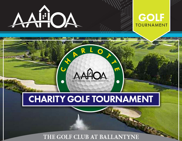 Asian American Hotel Owners Association, Inc.: 2019 Charlotte Charity Golf- Attendee