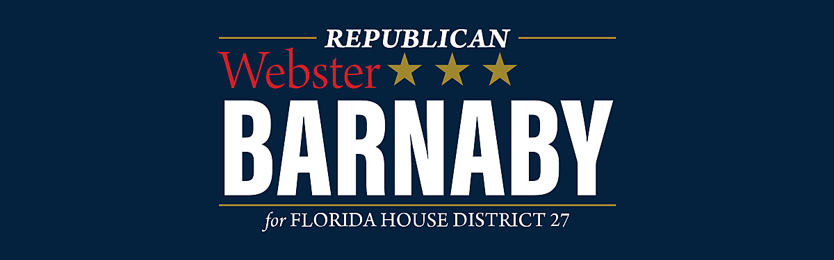 Webster Barnaby for State Representative: General Fund