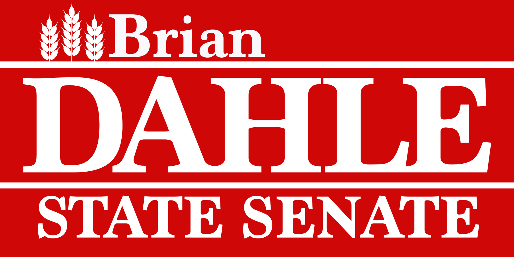 Dahle for Senate: Brian Dahle Website Donation