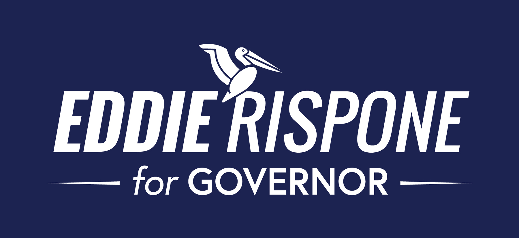 Eddie Rispone for Governor: Homepage Donate