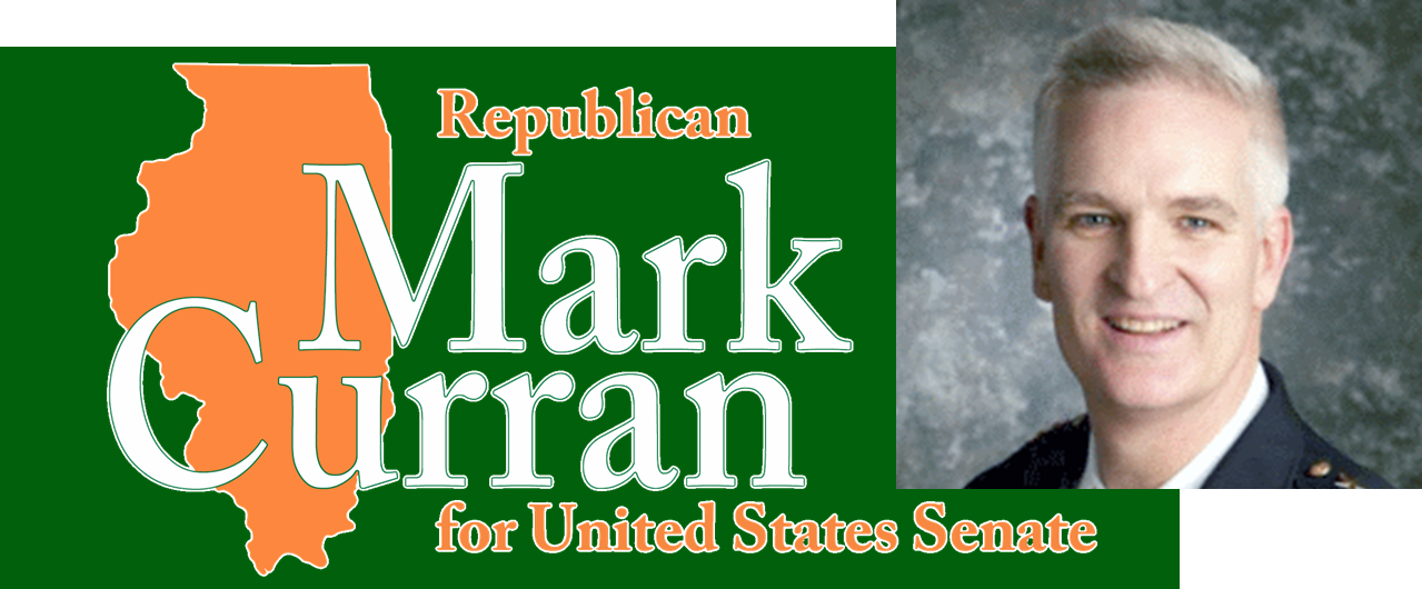 Curran for US Senate: New Campaign