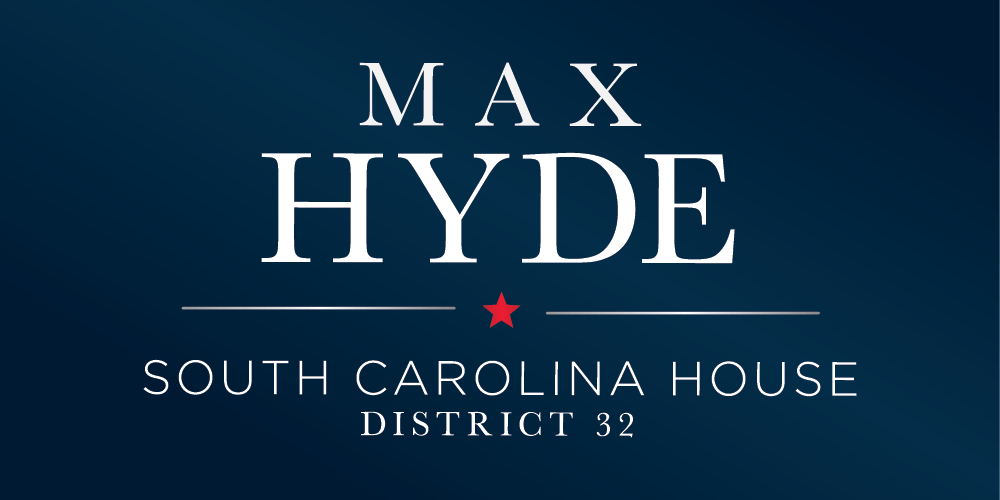 Max Hyde for State House: Primary Donations