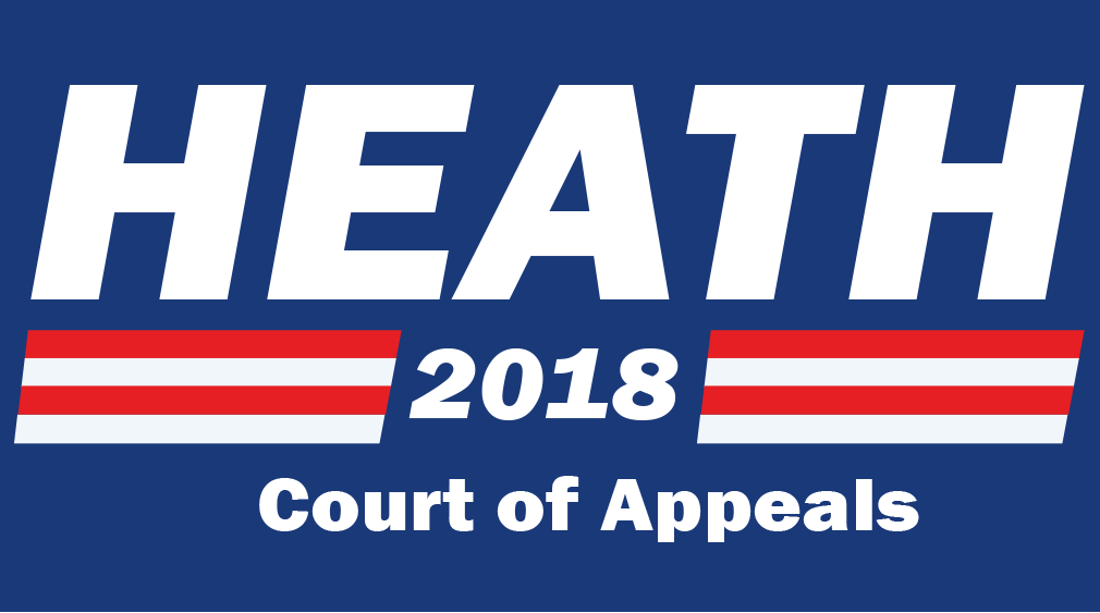 Heath for North Carolina: Elect Heath to NC Court of Appeals