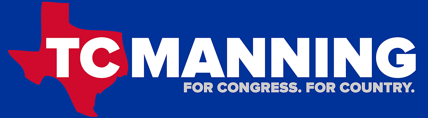 T.C. Manning: TC Manning for Congress TX 18