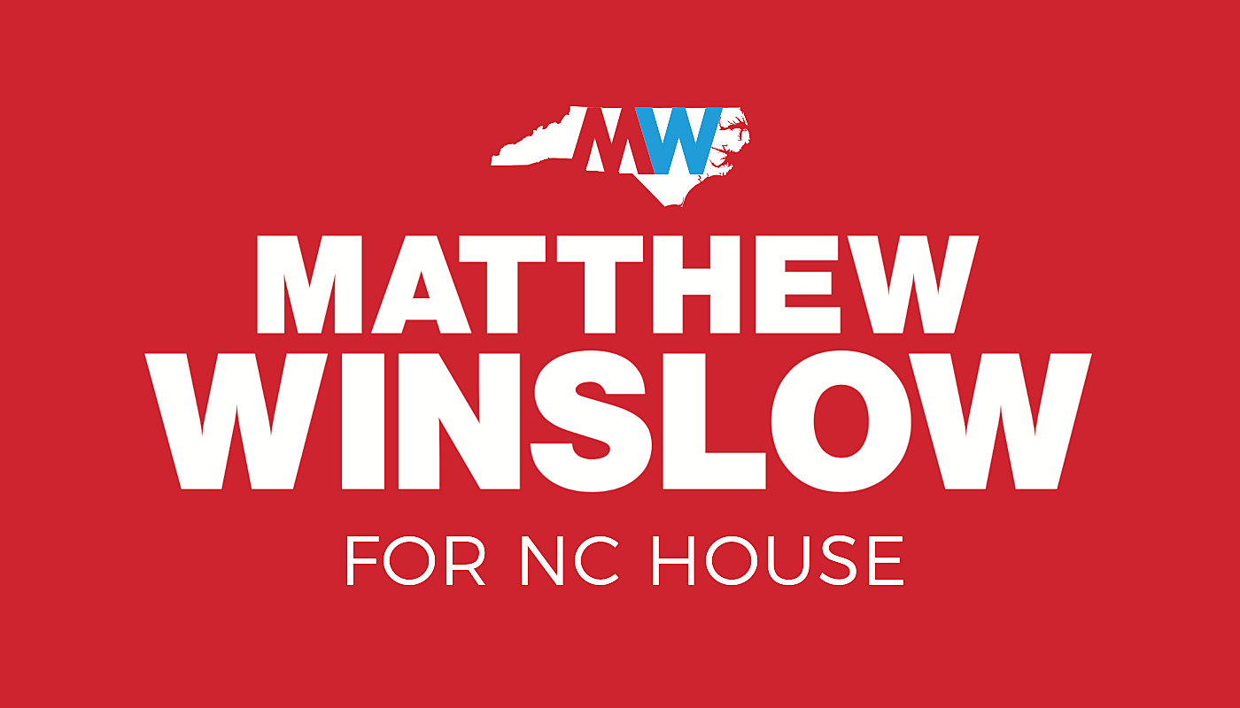 Winslow for NC House: General Fund