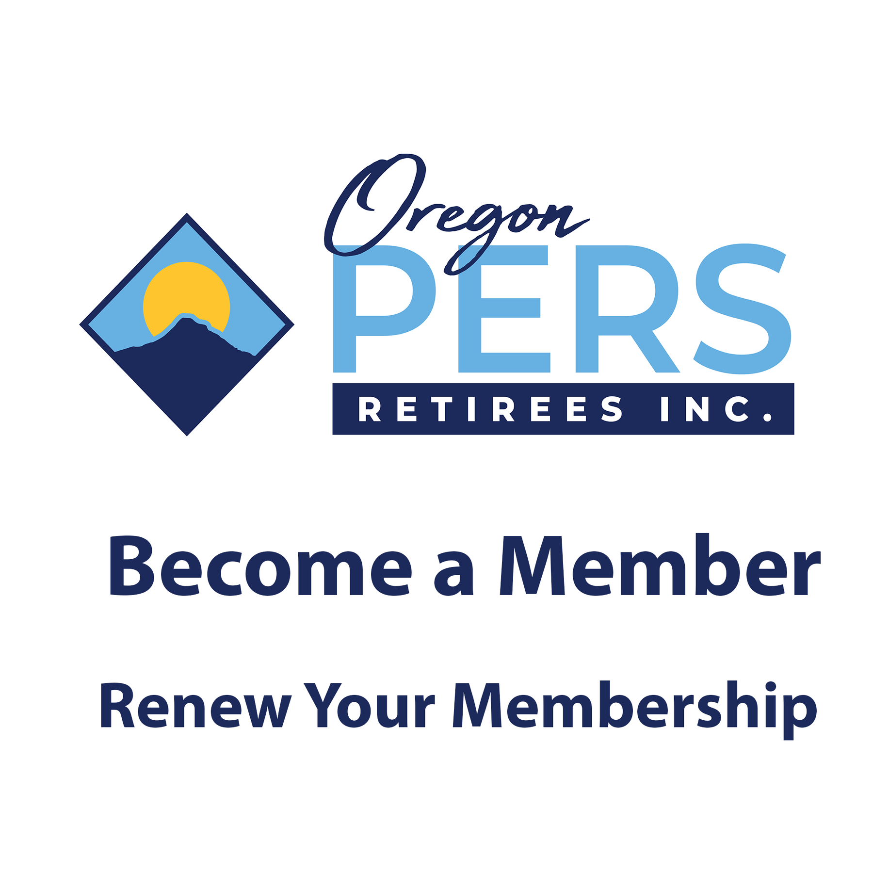 Oregon PERS Retirees, Inc.: Website Membership