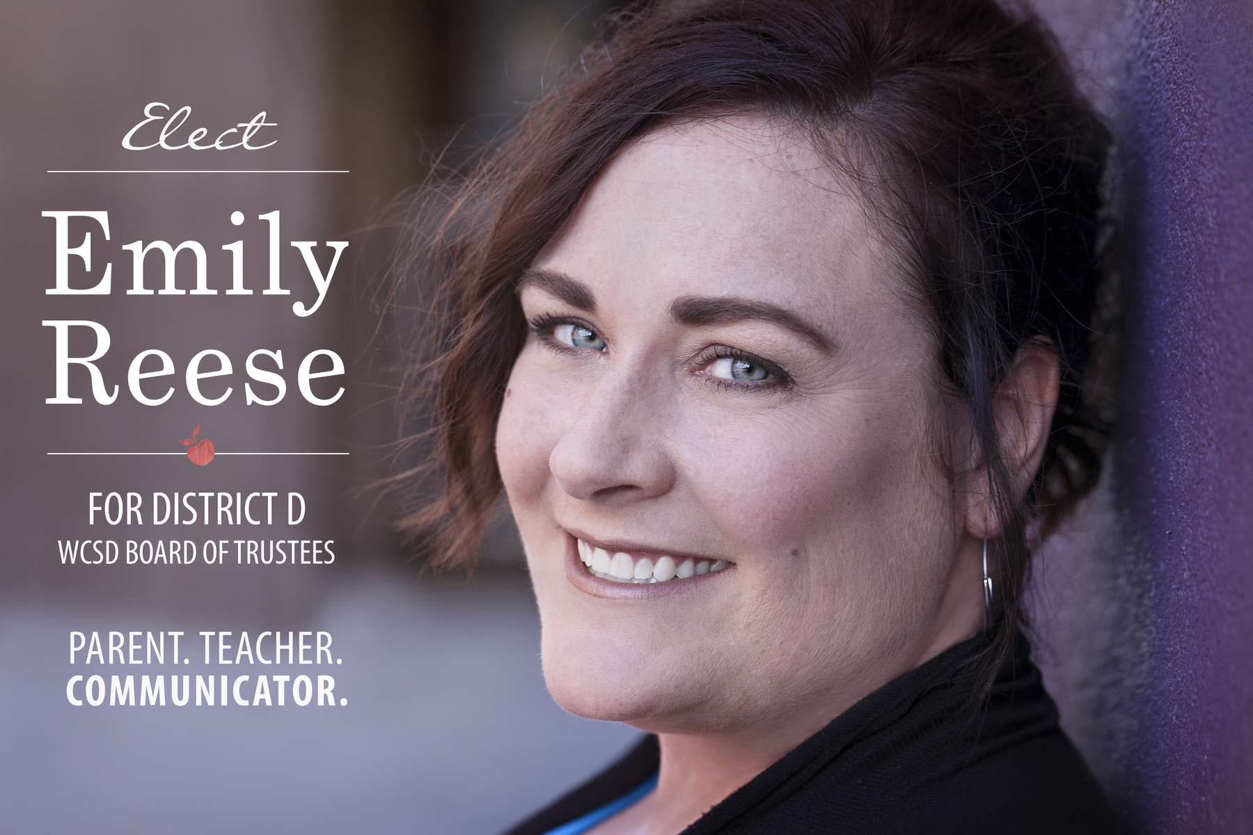 Friends to Elect Emily Reese: Emily Reese for WCSD Board of Trustees District D