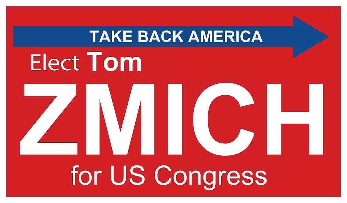 Zmich for Congress: General Fund