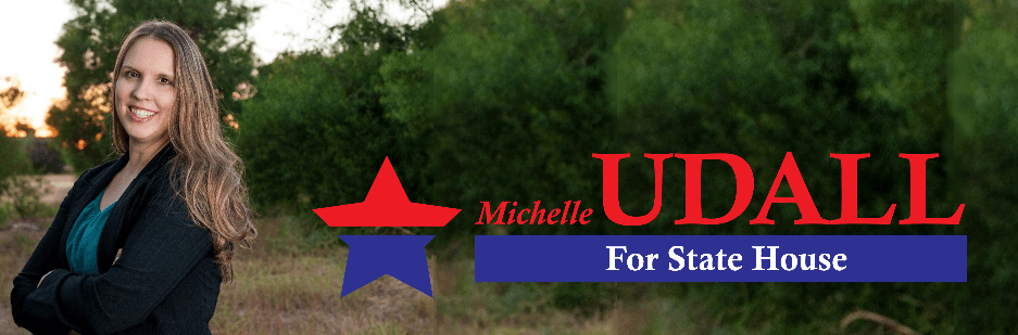 Elect Michelle Udall for State House: Contribute to the Campaign
