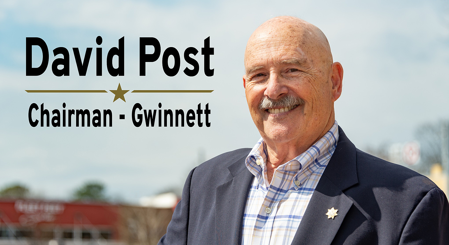 David Post for Chairman: General Fund