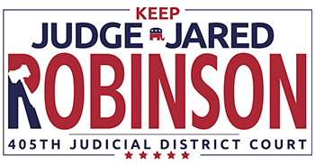 Keep Judge Jared Robinson: General Fund