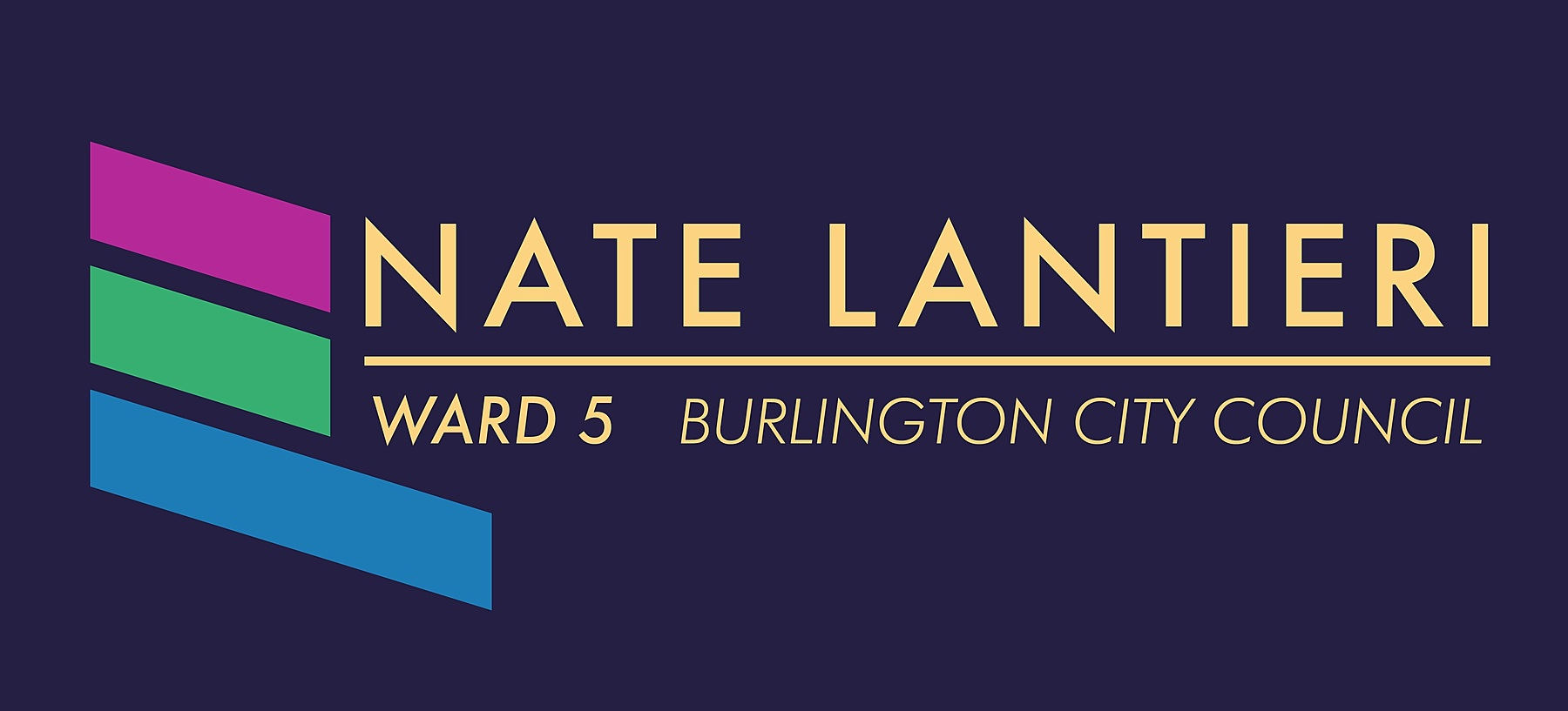 Nate Lantieri for City Council: General Fund