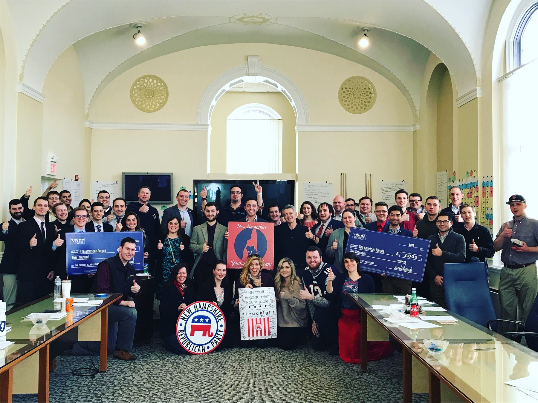 New Hampshire Young Republicans: Membership Drive