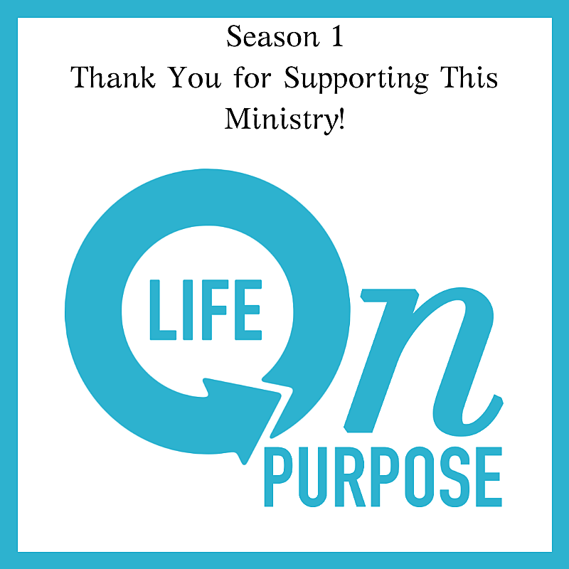 Christ in the City Baton Rouge: Life on Purpose Season 1 Episode 10