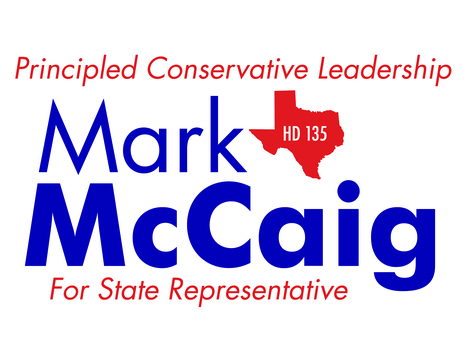 Mark McCaig Campaign: General Fund