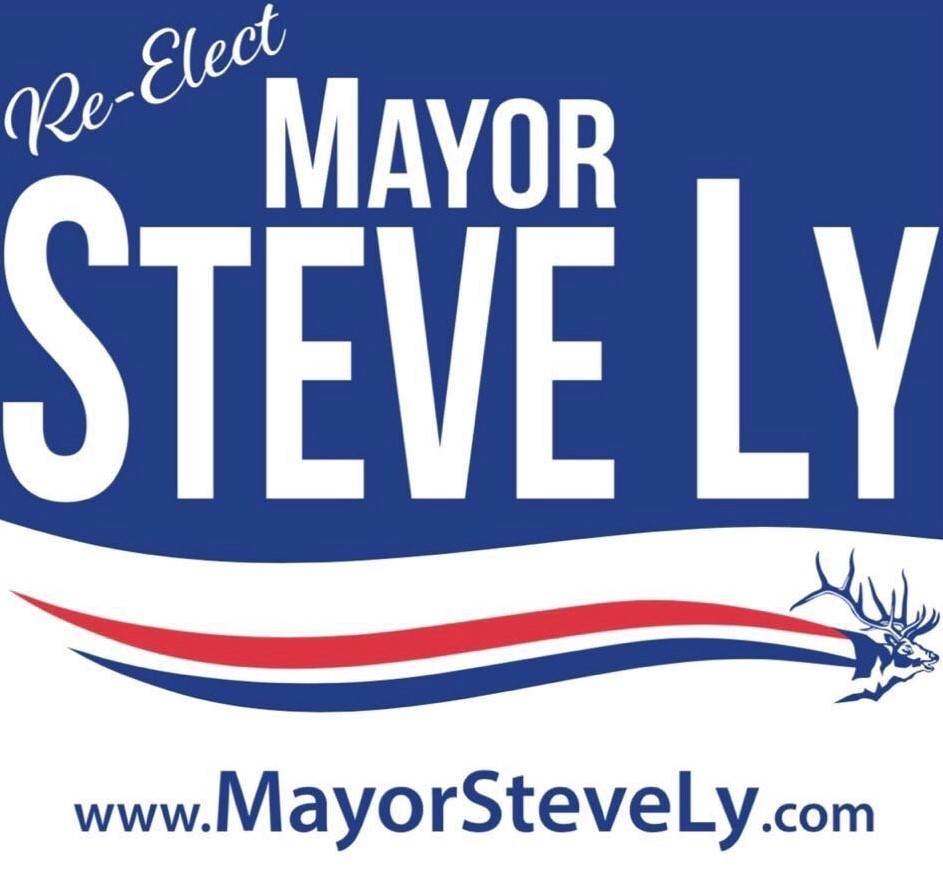 Re-Elect Mayor Steve Ly 2020: Thank you for your support!