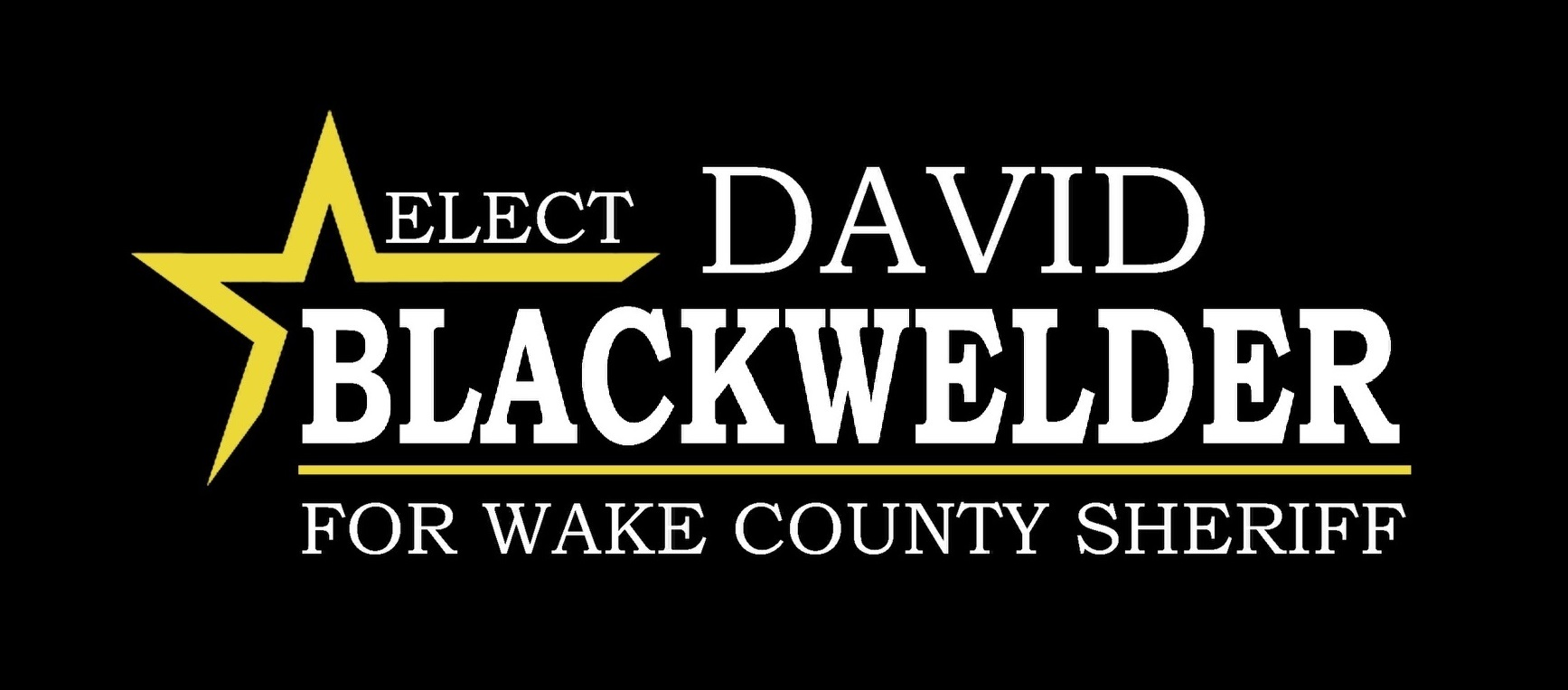 Blackwelder for Wake County: General Fund