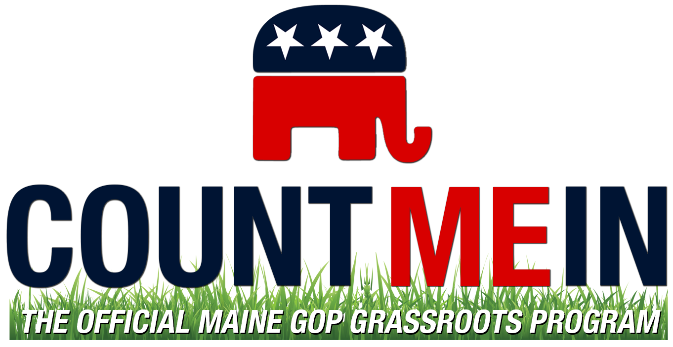 Maine Republican Party: 1 Main Count ME In