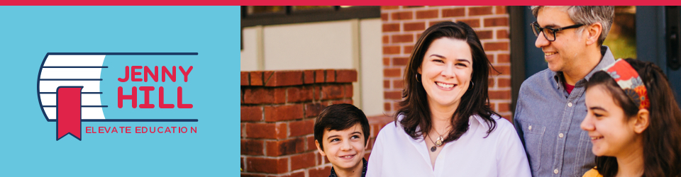 Elect Jenny Hill: Jenny Hill District 6 School Board Campaign Fund