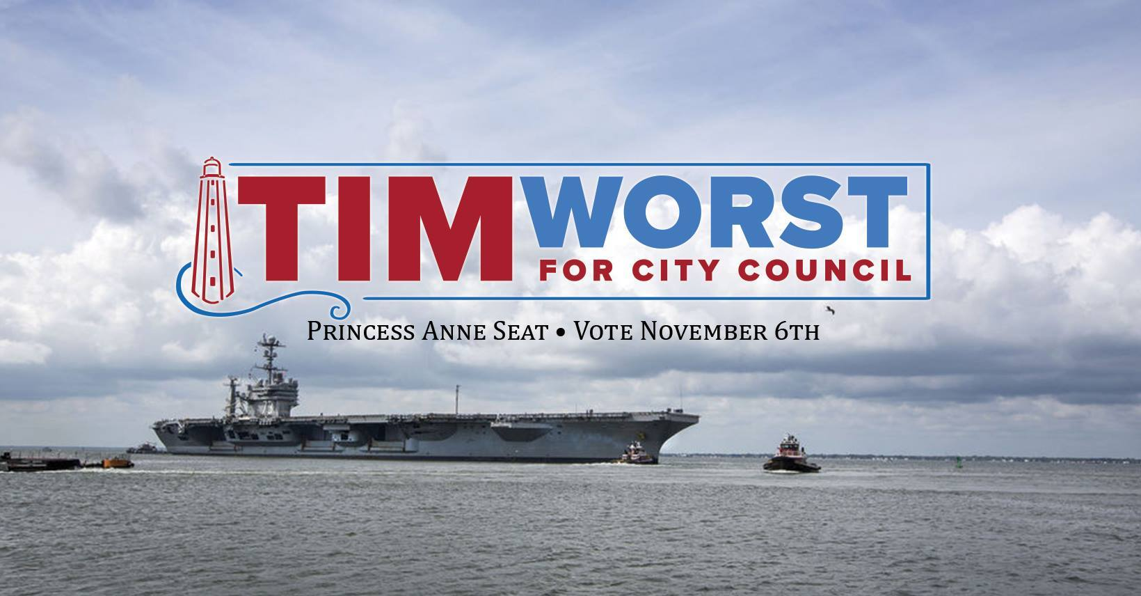 Tim Worst: Tim Worst for City Council