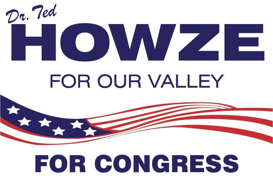 Howze for Congress 2020: Website