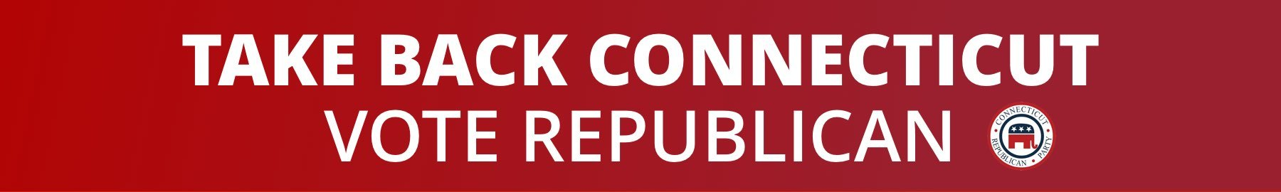 Connecticut Republicans: Take Back Connecticut